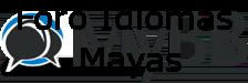 Foro Idiomas Mayas